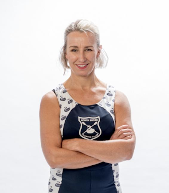 Rebecca Caroe Rowing Coach headshot
