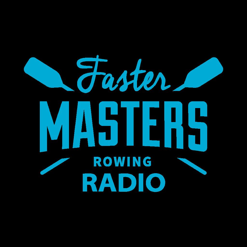 Faster Masters Rowing Radio logo