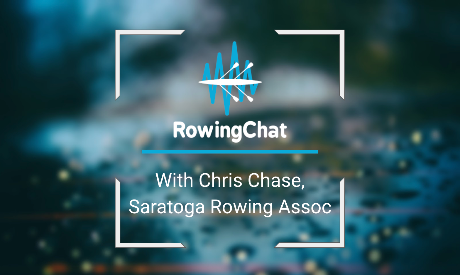 Saratoga Rowing Association, Chris Chase Rowing Coach