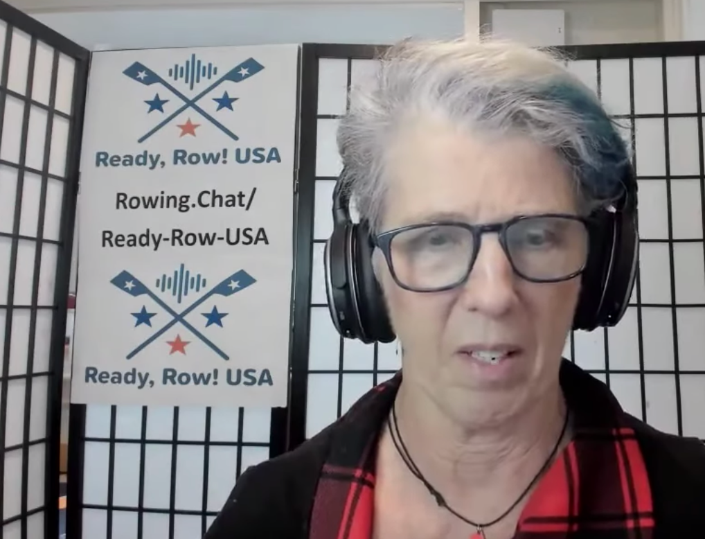 Rowing news from USA, Charlotte Pierce,