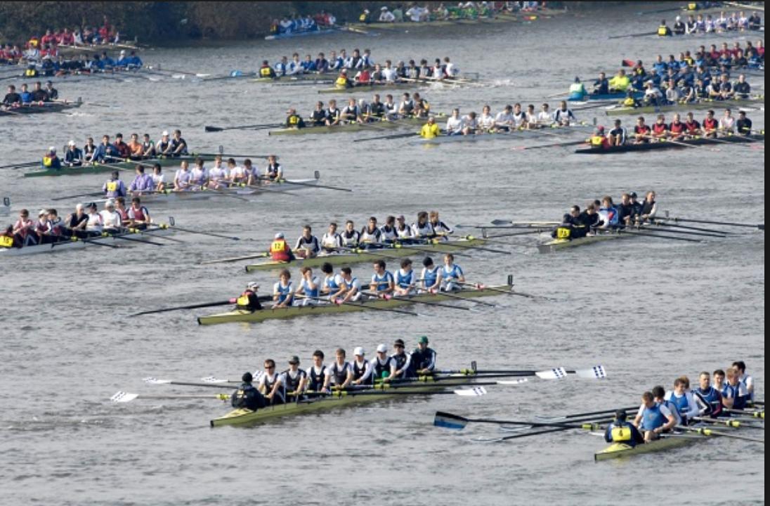 rowing race, head race rowing, HORR, HOCR,