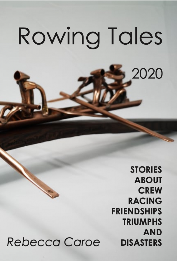 Rowing Tales book cover 2020